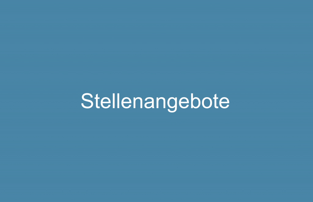 Steck - MEISTER DER ELEMENTE - Unsere Stellenangebote